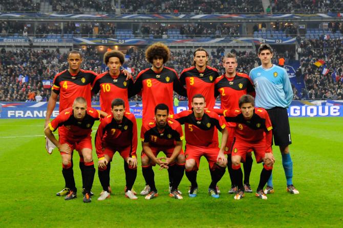 lagfoto för Belgien