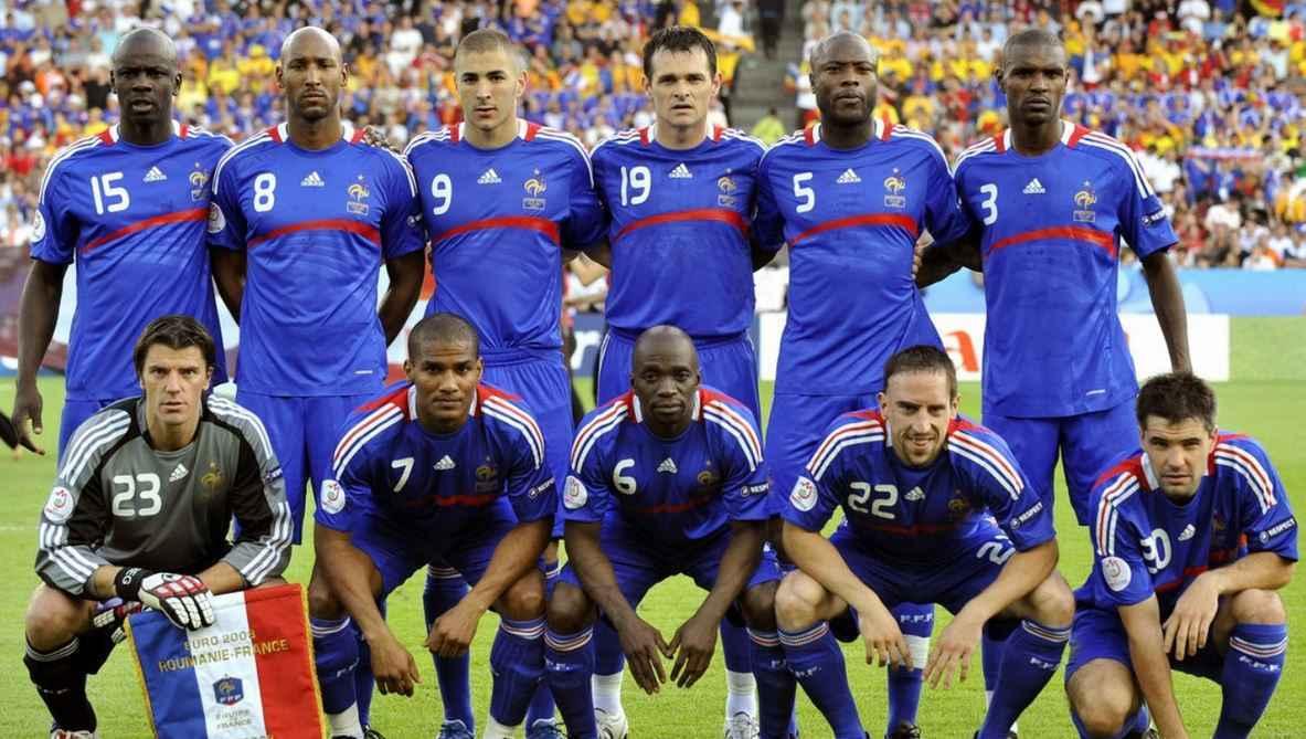 lagfoto för Frankrike