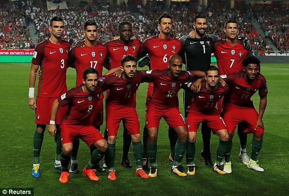 lagfoto för Portugal