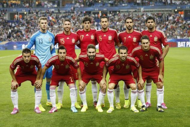 lagfoto för Spanien