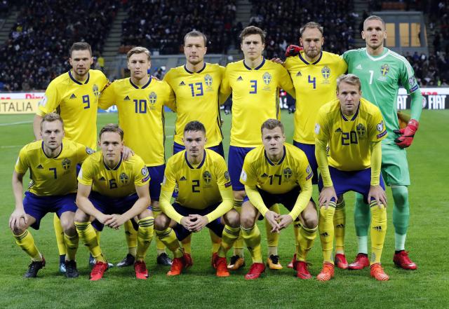 lagfoto för Sverige